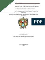 39922043 Metodos de Estudio Universitario Guia de Clase