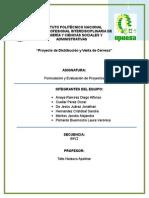 Trabajo Final Formulacion y Evaluacion de Proyectos