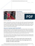 Hot Topic_ Using Back Squat Testing to Predict Lower Body Resistance Exercise Loads