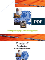 Coordination in the Supply Chain
