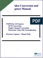TMPG Manual