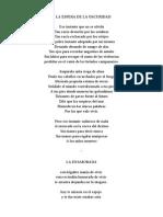 Poesia a La Espera de La Oscuridad