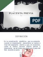 Placenta Previagyo