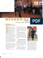 broadway vet shares love of dance