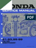 Honda Nithawk