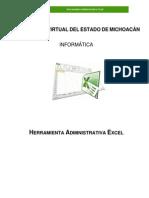 3.1 y 3.2 Introduccion a Excel y Funciones