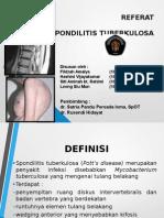 PPT Spondilitis TB