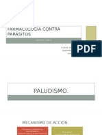 Farmacologia Contra Parasitos