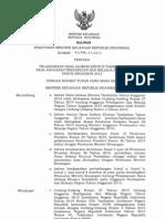 PMK 92 PMK.07 2015 Pelaksanaan DAK Tambahan Pada APBN TA 2015