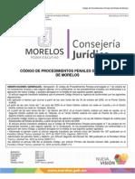 Código de Procedimientos Penales para el Estado de Morelos (Juicios Orales)