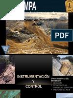Instrumentacion y Control en taludes y laderas