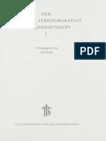 Das rheinische Münzwesen im 14. Jahrhundert und die Entstehung des kurrheinischen Münzvereins / von Wolfgang Hess