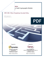Symantec Enterprise Vault Cryptographic Module