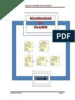 Conceptos de diagramas de clases