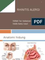 Rhinitis Alergi Ppt
