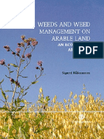 Sigurd Hakansson-Weeds and Weed Management on Arable Land_ an Ecological Approach (Cabi Publishing) (2003)