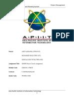 PM - Final Documentation