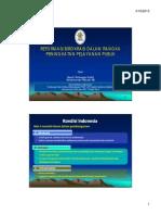 20130415 Paparan Deputi Bidang Pelayanan Publik Mahasiswa Ui-wamen