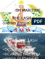 English Maritime the Lash