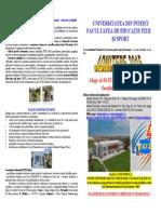 Pliant Licenta Admitere 2014
