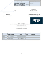 Regulament Concurs de Admitere 2015-2016 Modificat