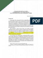 La Modernidad y Sus Consecuencias en El Pensamiento de Marx, Durkheim y Weber (Martín Monsalve, Forum. Revista de Humanidades y Ci
