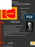 The Uphill Battle at Eastman Kodak ( Ot Ppt) (1)