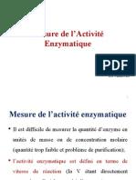 Enzymo-mesure de L_activitÃ_ Enzymatique (1)