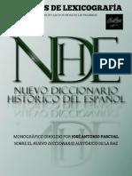 Nuevo Diccionario Histórico del Español