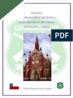 "Chile, ""Iglesia San Francisco de Borja de Carabineros de Chile"""