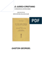 Georgel, Gaston-El Ciclo Judeo-Cristiano