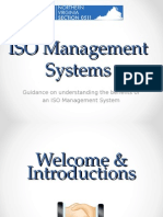ISO 9001 Benefits to an Organisation