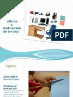 Herramientas de oficina y medidas de precacucion (FOL)