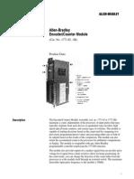 Allen Bradley Encoder Module