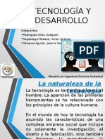 TECNOLOGÍA  Y DESARROLLO