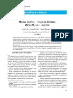 Artigo de Revisão - Miomas Uterinos