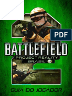 Project Reality 0.85 Guia Do Jogador