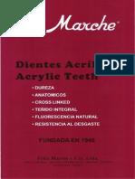 Catalogo Marche