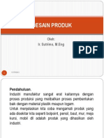1.Desain produk