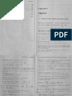 Culegere admitere matematica Politehnica Bucuresti