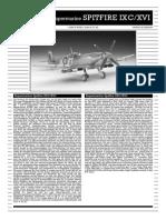 04554 #Bau Supermarine Spitfire Mk Ix Xvi
