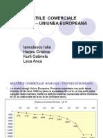 8. Relatiile Comerciale Romania - UE
