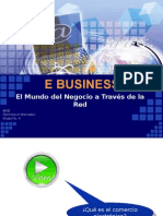 E Business -Mercadeo