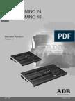 m1161-f Domino 24-48 Manual