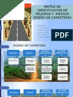 Matriz de Identificación de Peligros y Riesgos LISTO
