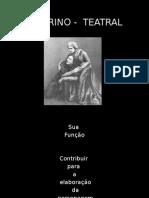 FIGURINO -  TEATRAL