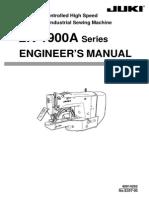 Instruction Manual Juki LK-1900A