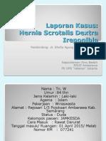 Lapsus Hernia
