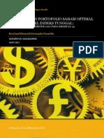 Corporate Finance Working Papers No.003 Pembentukkan Portofolio Saham Optimal Dengan Model Indeks Tunggal