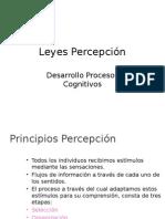 Leyes Percepción Ds Pcog